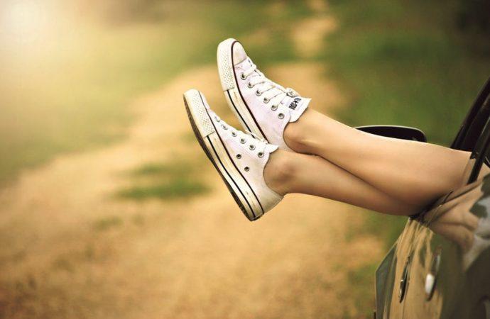 Skor som är bra för ryggen